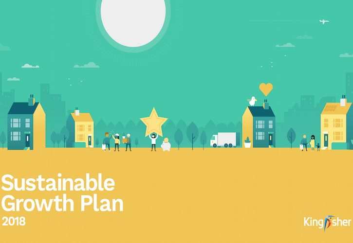Kingfisher Sustainable Growth Plan 2018
