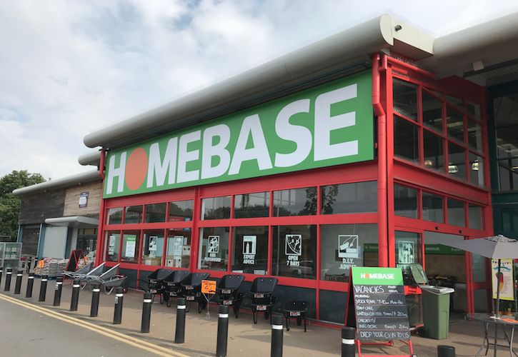 Bunnings St.Albans back to Homebase 1