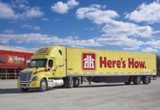 Home Hardware lorry and store 725 x 500
