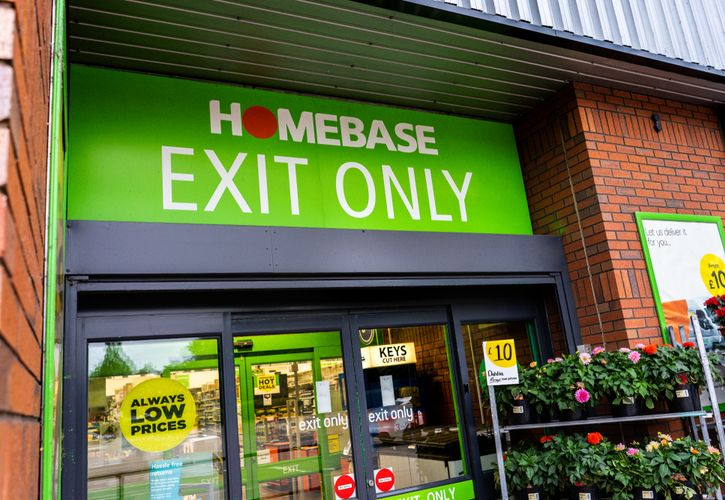 Homebase exit sign 725 x 500