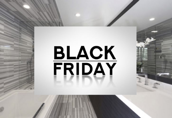 Black Friday The Bathroom Retailer Overview