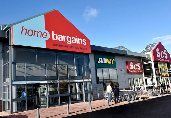 Home Bargains And Lidl Lease Former Homebase Store In Bedford