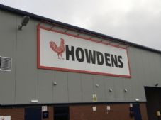 Howdens new logo