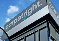 Carpetright angled sign.jpg