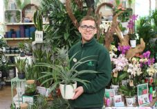 Liam Cleary, The Old Railway Line Garden Centre's Garden Care Manager.jpg