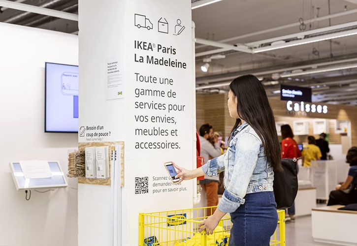 IKEA Retail Transforms App Into Shopping Platform