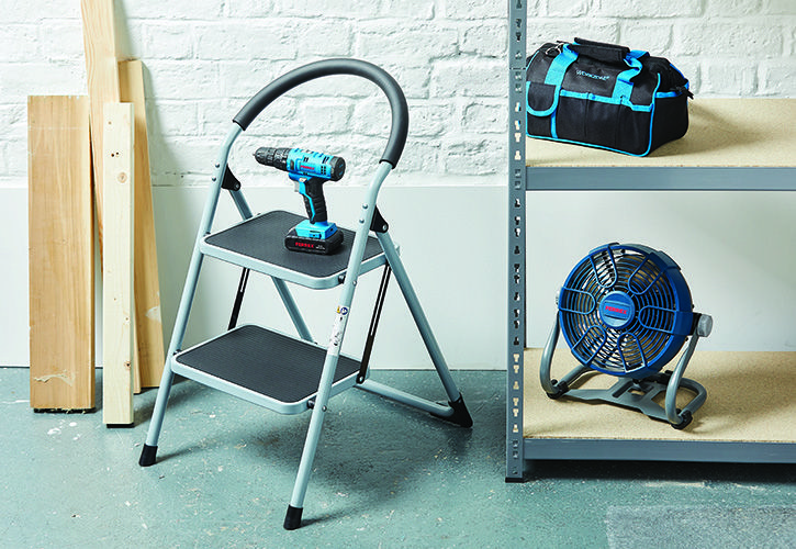 ALDI stepladder drill bag fan.jpg
