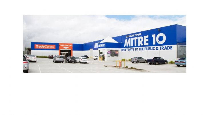 Mitre 10 Trade example