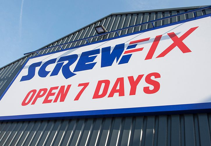 Screwfix store 26