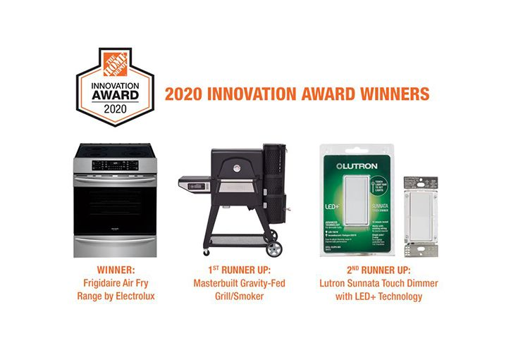 The Home Depot 2020 Innovation Award Winners