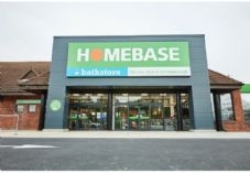 Homebase Luton new store front