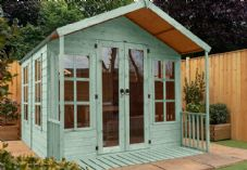 Homebase Country Living Tuxford Premium Traditional Summerhouse - Aurora £1,875
