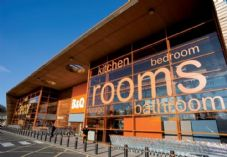 B&Q store Farnborough