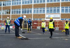 AkzoNobel Breaking ground R&D Slough