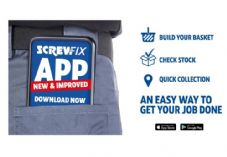 Screwfix app March 2021