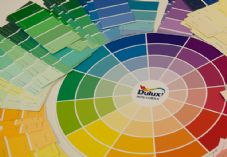 Dulux Trade Colour Wheel 725 x 500