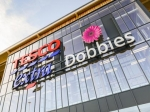 Tescoo and Dobbies joint store
