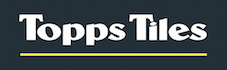 Topps Tiles rectangular logo 227 wide
