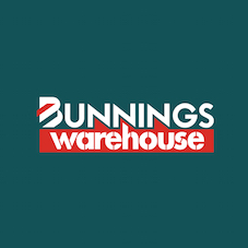 Bunnings square logo 227 wide