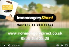 Ironmongery Direct TV advert