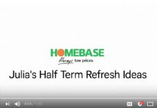 Julia's half term refresh ideas